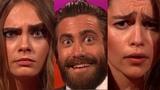 Cara Delevingne, Emilia Clarke ve Jake Gyllenhaal'dan Ka