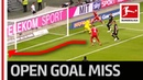 What A Miss Wagner's Open Goal Sitter