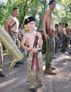 В окупированном Луганске детей учат
