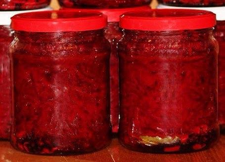 Свекольник на зиму рецепты с фото