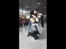 Танцоры ансамбля Годенко удивляют парижан-2