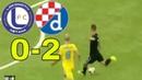 Astana vs Dinamo Zagreb 0 2 goals highlights