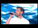 The Voice of Greece 4 Blind Audition TO KYMA Basilis Tzigkas
