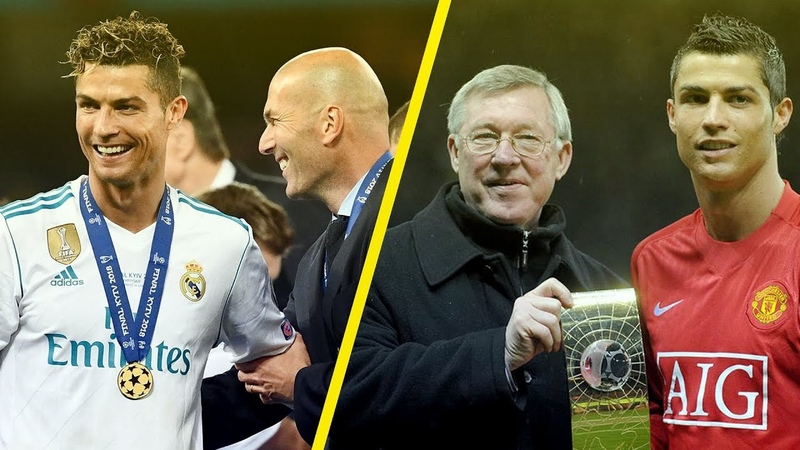 Ronaldo Under Zidane Vs Ronaldo Under Ferguson - Top 15 Goals