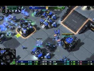 Final Starcraft 2 Platinum-Gold Tournament