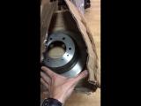 Мини-распаковка диска тормозного Great Wall Hover