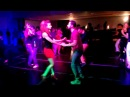 """Jorge Contreras & Tanja """"La Alemana"""" BACHATA Day in ITALY-Promise By Romeo & Usher"""