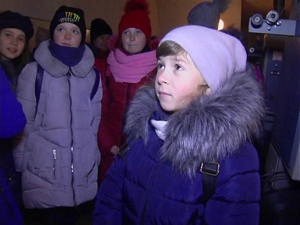 Ко дню рождения детского телевидения в России