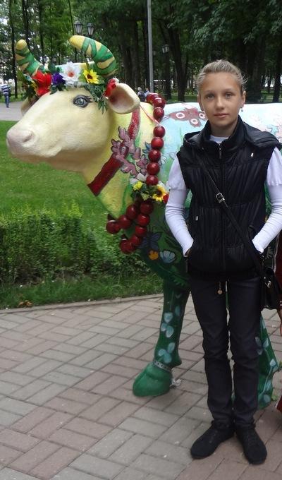 Анастасия Акулова, 3 декабря 1999, Мстиславль, id201413498