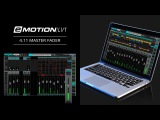 eMotion LV1 Tutorial 4.11 Mixer Window  Master Fader