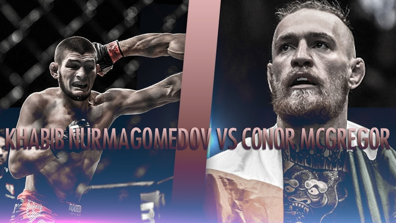 Conor McGregor vs Khabib Nurmagomedov (trailer 2018).