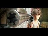 Gorillaz - The Chase - Animated Short Film (by Tomas Vergara) 2012 at Vayper Rem