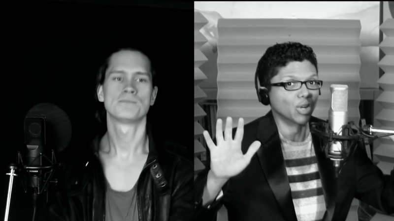GHOSTBUSTERS! (With PelleK Tay Zonday)