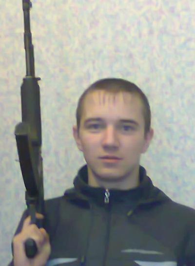 Алексей Ворожцов, 26 февраля 1995, Челябинск, id169539283