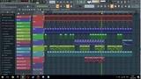 V Fox - Neon Power (Synthwave) in FL Studio