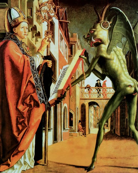 гадалка - культ Сатаны. Сатана. Дьявол. Люцифер ( фото, видео, демотиваторы, картинки) - Страница 2 E_0tOUb8IBo