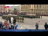 В Волгограде состоялся военный парад, посвященный 75-летию разгрома немецко-фашистских захватчиков.