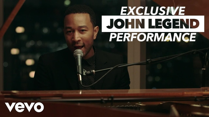 John Legend - Vevo Go Shows All Of Me (Live)
