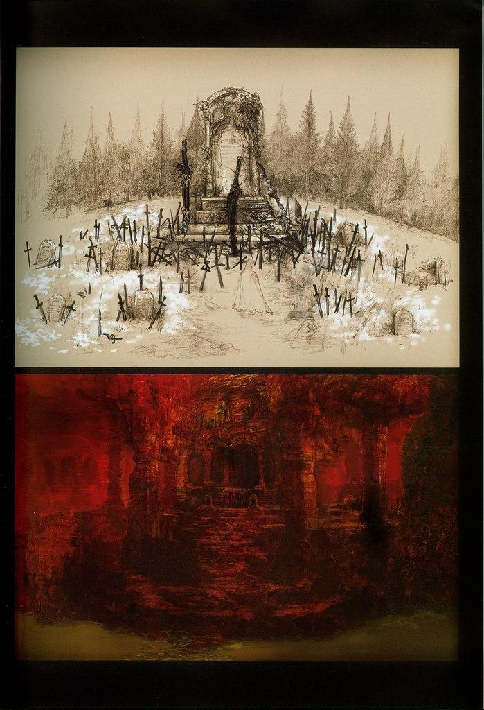 Dark Souls fan-art E90vaPhMN4w