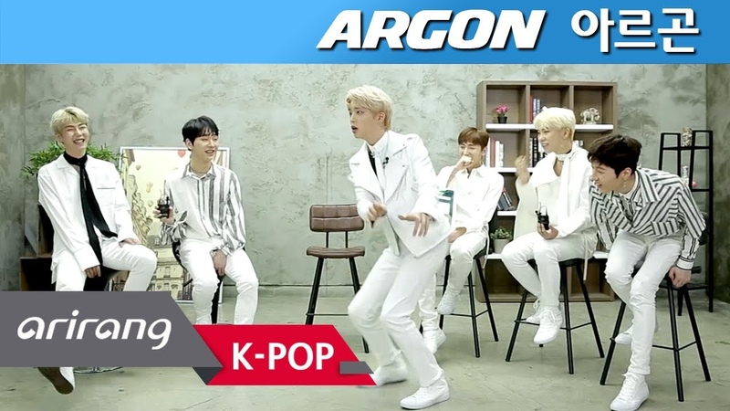 Pops in Seoul All The Time ART GO ON ARGON 아르곤 Members' Self Introduction