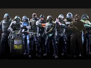 Tom Clancy's Rainbow Six: Siege копим деньги , ломаем лица !