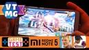 PUBG Mobile Tekken на Xiaomi Redmi Note 5 Тест Игр