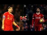 Luis Suarez vs Mohamed Salah • Liverpool FC • Top 5 Goals