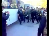 Syria - SAA troops dabke party
