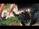 Школа мертвецов Gakuen Mokushiroku High School of the Dead 02 RUS озвучка аниме эротика этти ecchi не хентай hentai