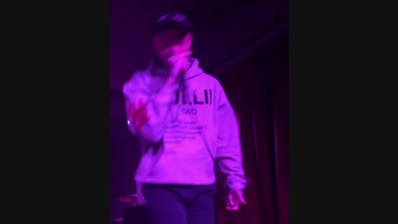 Sullii — «I D D U:» LIVE, Milan 07/11/18