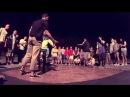 Animal days 2014 2x2 semifinal (w)Slon Alegson vs Kornel Fishka