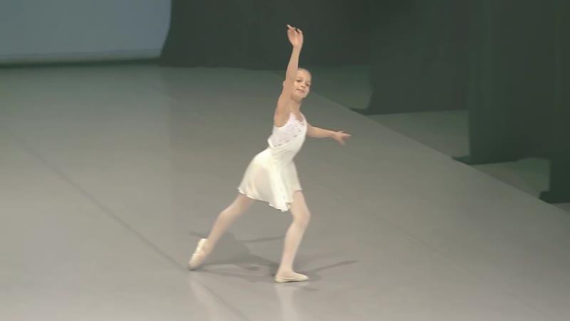 Liepos Mikaliūnaites ketvirtfinalio šokis 2016 Vil
