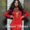 Amani Dress | Вечерние платья