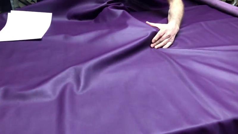 КРС, флотер натуральный, 0 9 1 1 мм, LINEA COLLECTION, цвет Viola, MASTROTTO, Италия