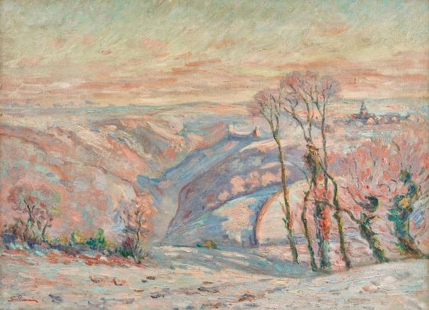 Арман Гийомен (фр. Jean-Baptiste Armand Guillaumin; 16 февраля 1841 1927, Франция) Принимал участие почти во всех выставках импрессионистов (за исключением второй выставки в 1876 году). На