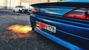 Anti lag Launch Control Nissan Silvia S15 2JZ GTE