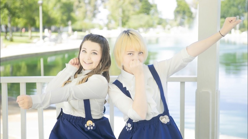 Miku Tuna ポジティブ☆ダンスタイム Positive☆Dance Time 踊ってみた Dance Cover