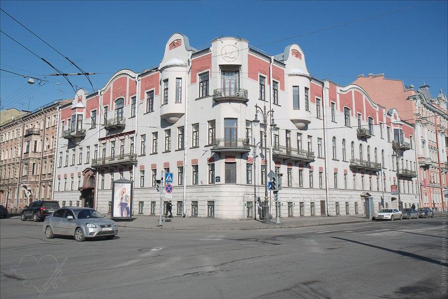 Особняк Дубасовой Экономический Факультет СПбГУ