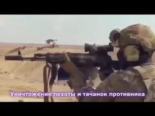 Битва за Пальмиру. ССО в Сирии