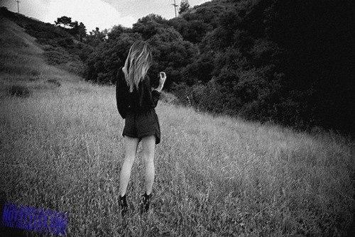 Картинки про девушек со спиной