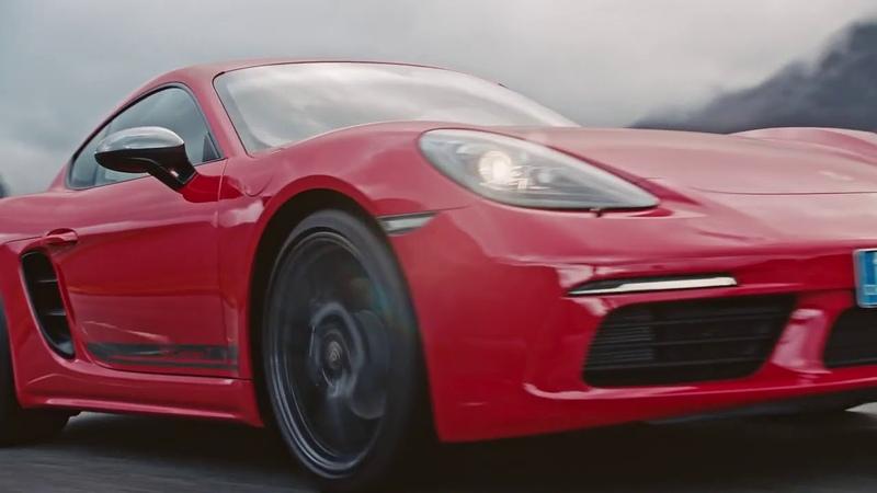 Yeni Porsche 718 Cayman T| Maksimum sürüş zevki