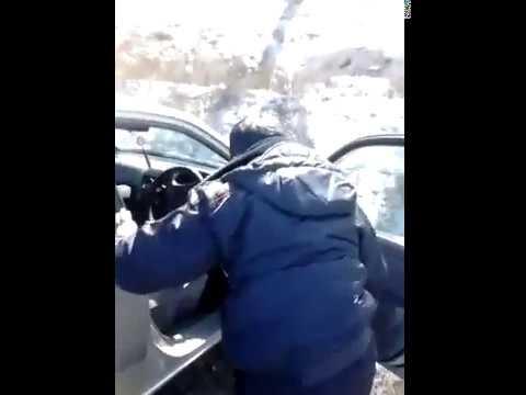 Пьяные полицейские в Бурятии устроили ДТП