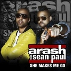 Arash альбом She Makes Me Go - Remixes