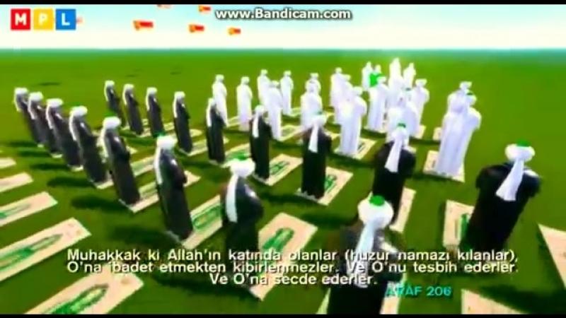 Gök Katları Nur Tv Reklamı mp4