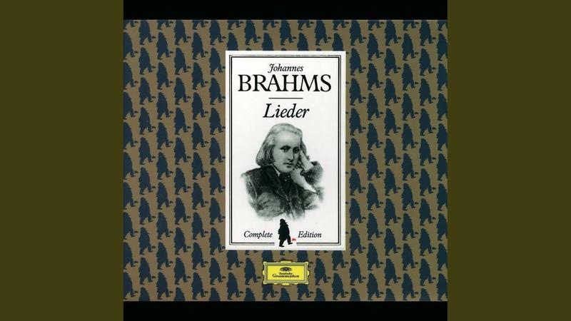 Brahms Vier Gesänge op.70 - 4. Abendregen