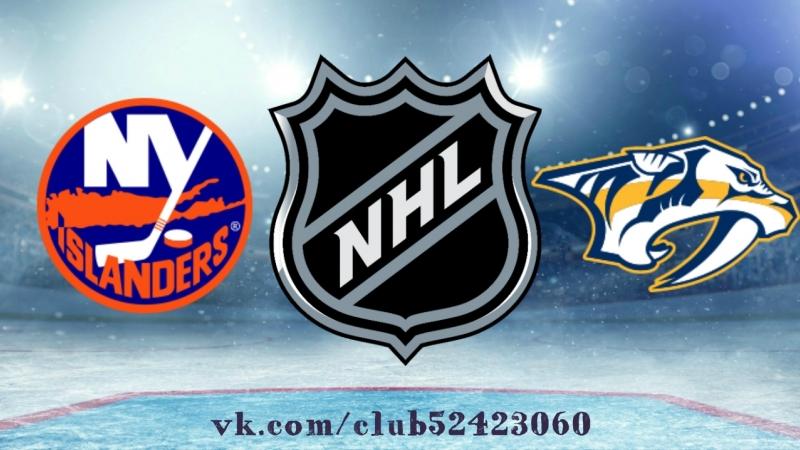 New York Islanders vs Nashville Predators | 13.10.2018 | NHL Regular Season 2018-2019