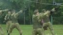 В Сланцах прошла выставка тяжелой военной техники и современных образцов стрелкового оружия