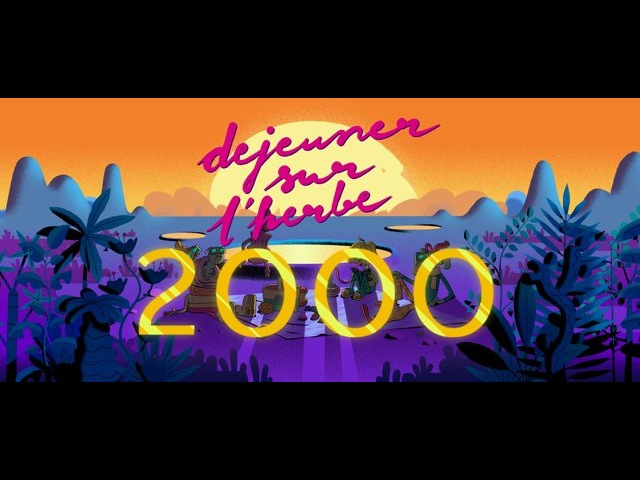 Hugo Moreno - Dejeuner Sur lHerbe 2000