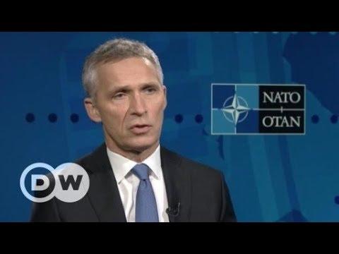Генсек НАТО Россия не может блокировать вступление Украины и Грузии в альянс - Немцова.Интервью