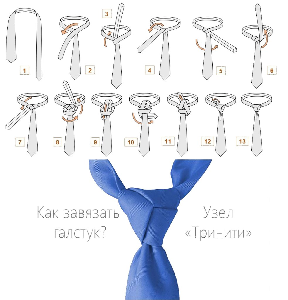 Most fashionable tie knot 83